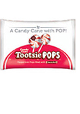 Candy Cane Tootsie Pop (9.6 oz./Approx. 15 ct. Bag)