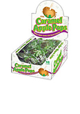 Click here to purchase Tootsie Caramel Apple Pops (30 oz./48 ct. Box)