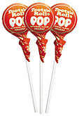 Orange Tootsie Pops (20 ct. Bag)