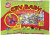 image of Cry Baby Extra Sour Bubble Gum (12 oz. Bag) packaging