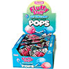 image of Fluffy Stuff Cotton Candy Pops (48 ct. Box) packaging