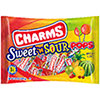 image of Charms Sweet 'N Sour Pops (9 oz. Bag) packaging
