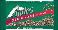 Image of Andes  Crème de Menthe Baking Chips Package