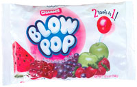 Image of Charms Blow Pops Assorted (10.4 oz. Bag) Package
