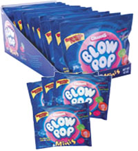 Image of Charms Blow Pop Minis Package