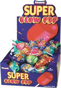 Image of Charms Super Blow Pop Assorted Package