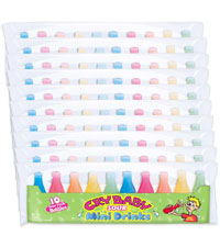 Cry Baby Extra Sour Mini Drinks Party Pak Free 1 3 Day
