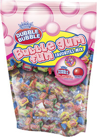 Image of Dubble Bubble Bubble Gum Fun Package