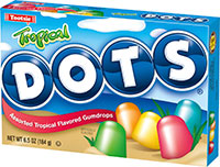 Image of Tropical Dots (6.5 oz Box) Package
