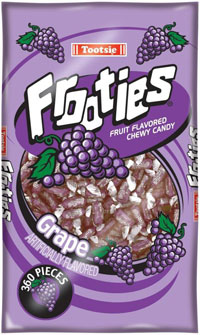 Image of Frooties Grape Package