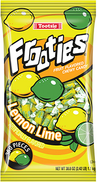 Image of Frooties Lemon Lime Package