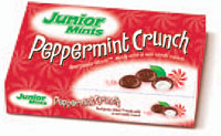 Image of Junior Mints Peppermint Crunch Box (3.5 oz. Box) Package