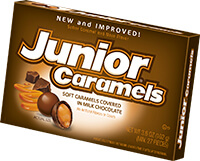 Image of Junior Caramels (3.5 oz. Box) Package