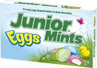 Image of Junior Mints Eggs (3.5 oz. Box) Package