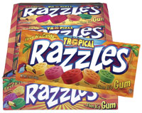 Image of Razzles Tropical Pouch Package