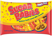 Image of Sugar Babies Snack Size Pouches (12 oz. Bag) Package