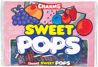 Image of Charms Sweet Pops (9 oz. Bag) Package