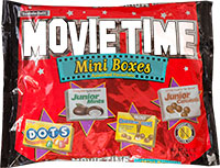 Image of Tootsie Movie Time Favorites (23.8 oz. Bag) Package