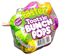 Image of Tootsie Tropical Easter Bunch Pops Package