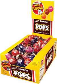Image of Tootsie Pops Assorted Package