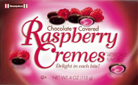 Image of Raspberry Cremes by Tootsie Package