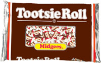 Image of Tootsie Roll Midgees Package
