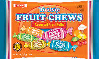 Image of Tootsie Fruit Chews Package