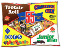 Image of Tootsie Roll Snack Bag (31 oz./Approx. 55 ct. Bag) Package