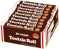 Image of Tootsie Roll Package