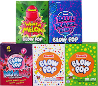 Image of Charms Blow Pop Variety 5-Pack Package