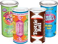 Image of Reusable Candy Banks Variety Pack Package