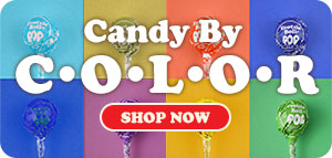 Shop Candy By Color!