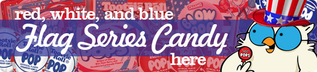 Click to buy Flag Series Candy