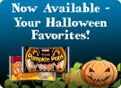Find All of Your Halloween Candy Here!