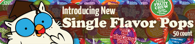Find All of Your 2019 Single Flavor Tootsie Pops Favorites Here!