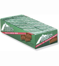 Image of Andes Crème de Menthe Thins (20 oz./120 ct. Box) Packaging