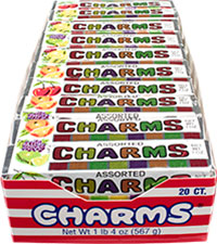 Image of Assorted Charms Squares Packaging