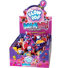 Image of Charms Blow Pop Bursting Berry Packaging