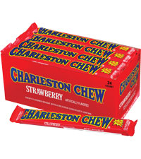 Image of Charleston Chew Strawberry Packaging