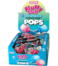 Fluffy Stuff Cotton Candy Pops (48 ct. Box) - Buy Now
