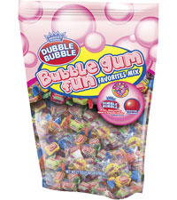 Image of Dubble Bubble Bubble Gum Fun Packaging