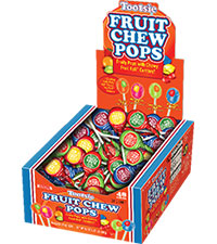 Fruit Chew Pops (48 ct. Box) - Buy Now