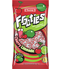Image of Frooties Cherry Limeade Packaging