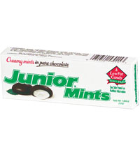 Image of Junior Mints Snack Box (1.84 oz. Box) Packaging
