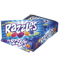 Image of Razzles Original Pouch Packaging