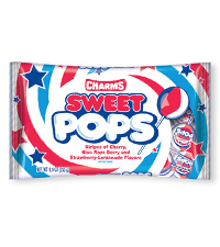 Charms Sweet Pops Flag Bag (9 oz. Bag) [chr-sp024902.jpg]