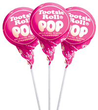 Strawberry Tootsie Pops (50 ct. Bag) [chr-strawby.jpg]