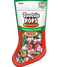 Tootsie Mini Pops Stocking (1 oz. Pouch) [chr-tp017289.jpg]