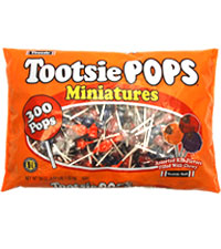 Tootsie Pops Miniatures (300 ct. Bag) [chr-tp047245.jpg]