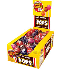 Image of Tootsie Pops Assorted Packaging